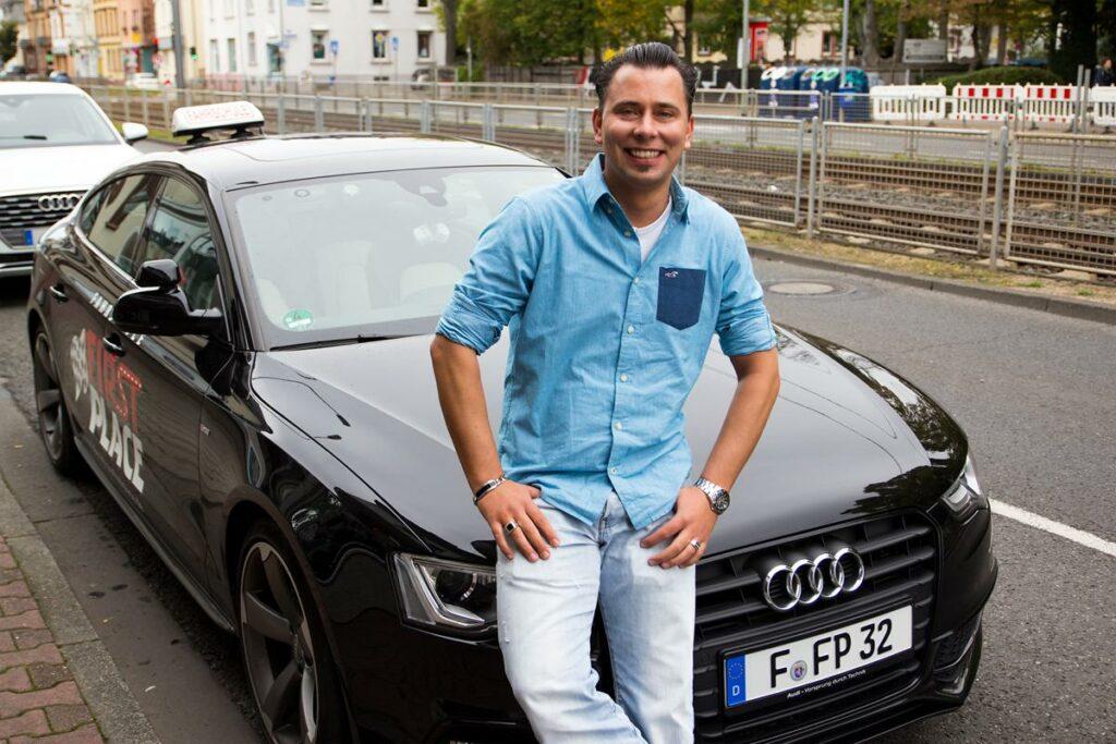 Jakob Gerspach / Fahrlehrer und Inhaber